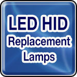 LED HID Lamps