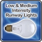Low & Medium Intensity Runway Lights - Incandescent Airport Lighting