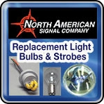 North American Signal Co. Replacement Light Bulbs & Strobes
