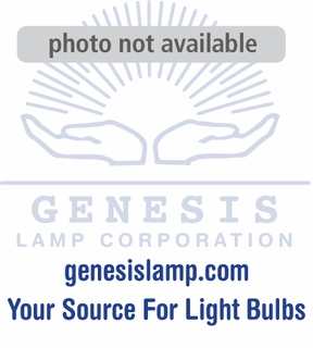 QH1600T3/CL-277 Double Ended Heat Lamp Bulb