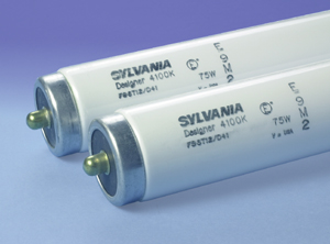 Sylvania T6 Fluorescent Light Bulbs