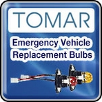 Tomar Emergency Vehicle Replacement Lamps