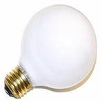 Westinghouse 25G25/W/130 G25 Incandescent Light Bulb