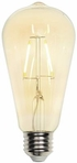 Westinghouse LED 2-1/2W Decorative ST20 Dimmable Filament Light Bulb