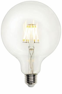 Westinghouse LED 5W G40 Globe Dimmable Filament LED Light Bulb