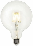 Westinghouse LED 7-1/2W G40 Globe Dimmable Filament LED Light Bulb