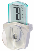 LCD Window Thermometer