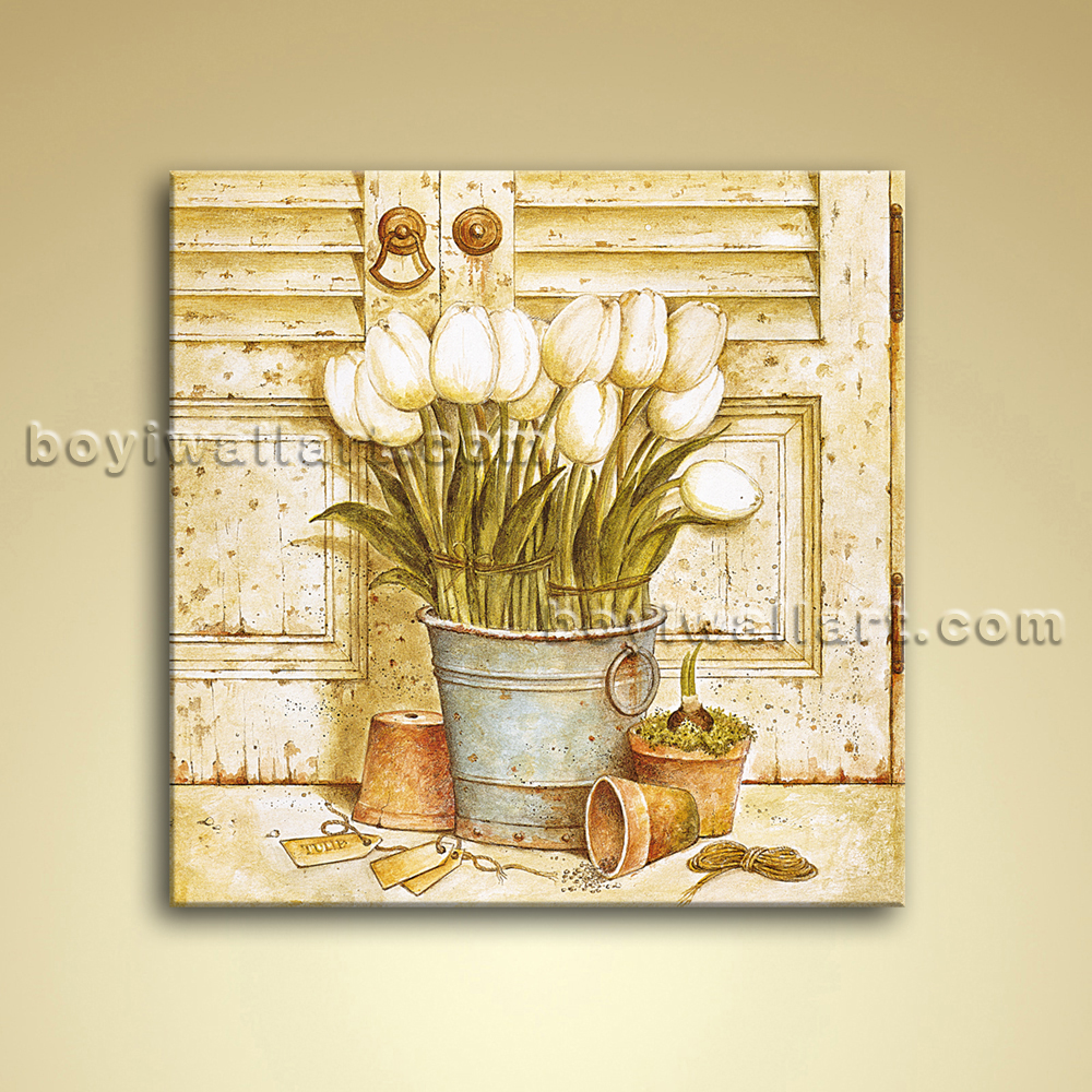 classical oil painting oil canvas wall art retro abstract