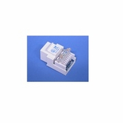 KEYSTONE JACK, TOOLLESS CAT 5E RJ45