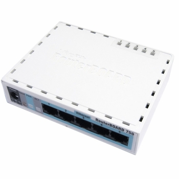 MIKROTIK RB/750 ROUTERBOARD