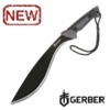 Gerber 12 Inch Kukri Machete with Nylon Sheath