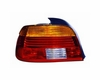 BMW 5 Series Sedan 01-03 Tail Light Unit Yellow Indicator LH USA Driver Side