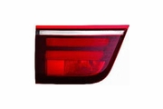 BMW X-5 E70 11-13 Back Up Light Assembly on Liftgate RH USA Passenger Side