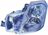 Cadillac CTS 03-07 Headlight Assembly without WASHERS & Leveling (without HID)  LH USA Driver Side