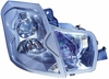 Cadillac CTS 03-07 Headlight Assembly without WASHERS & Leveling (without HID)  RH USA Passenger Side