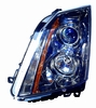 Cadillac CTS / CTSV 08-12 / CTS Wagon 10-12 Headlight Assembly Halogen LH USA Driver Side
