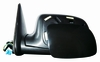 Chevy Avalanche 03-06  (with Body Cladding without LIGHT SENS)  Power Heated Mirror LH USA Driver Side