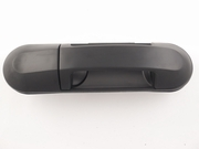 Ford Explorer 02-05 (XLT, XLT Sport, Eddie Bauer,  Limited Model)  / Lincoln Avaitor 03-05 Outside Door Handle  Front RH USA Passenger Side without Keyhole  (Smooth Black)