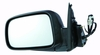 Honda CRV 02-06 EX Model Power Heated Mirror LH USA Driver Side  (Textured)