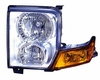 Jeep Commander 06-10 Headlight Assembly Halogen LH USA Driver Side