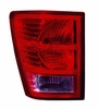 Jeep Grand Cherokee 07-10 Tail Light Assembly LH USA Driver Side