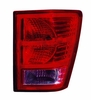 Jeep Grand Cherokee 07-10 Tail Light Assembly RH USA Passenger Side