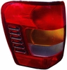 Jeep Grand Cherokee 11 / 01-04 Tail Light Assembly LH USA Driver Side without PAINTING