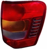 Jeep Grand Cherokee 11 / 01-04 Tail Light Assembly RH USA Passenger Side without PAINTING