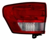 Jeep Grand Cherokee 11-12 Tail Light Assembly LH USA Driver Side