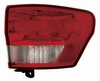 Jeep Grand Cherokee 11-12 Tail Light Assembly RH USA Passenger Side