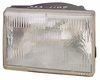 Jeep Grand Cherokee 93-98 Headlight Assembly LH USA Driver Side with BULB