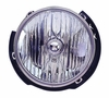Jeep Wrangler 07-10 Headlight Assembly LH USA Driver Side
