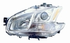 Nissan Maxima 09-10 Headlight Assembly Xenon Type LH USA Driver Side
