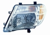 Nissan Pathfinder 08-11 Headlight Assembly LH USA Driver Side