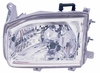 Nissan Pathfinder 12 / 98-04 Headlight Assembly LH USA Driver Side