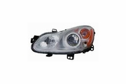 Smart ForTwo 10-12 Headlight Assembly LH USA Driver Side