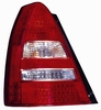 Subaru Forester 03-05 Tail Light Assembly LH USA Driver Side