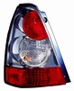 Subaru Forester 06-08 Tail Light Assembly (08 without Sport Model)  LH USA Driver Side