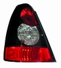 Subaru Forester 08 Tail Light Assembly with Sport Model LH USA Driver Side