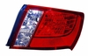 Subaru Impreza Sedan 08-10 Tail Light Unit RH USA Passenger Side