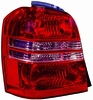 Toyota Highlander 01-03 Tail Light Unit LH USA Driver Side CAPA