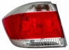 Toyota Highlander 11-12 Tail Light Assembly LH USA Driver Side CAPA