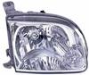 Toyota Tundra 05-06 Headlight Assembly RH USA Passenger Side Regular Cab, Access Cab