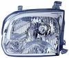 Toyota Tundra 05-06 / Toyota Sequoia 05-07 Headlight Assembly  (Double Cab)  LH USA Driver Side