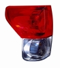 Toyota Tundra 07-09 Tail Light Assembly LH USA Driver Side
