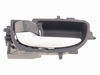 Toyota Yaris Sedan 07-09 Inside Door Handle  Front LH USA Driver Side  (MChrome Lever+Black Housing)