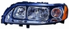 Volvo S-60 05-09 Headlight Assembly Halogen LH USA Driver Side