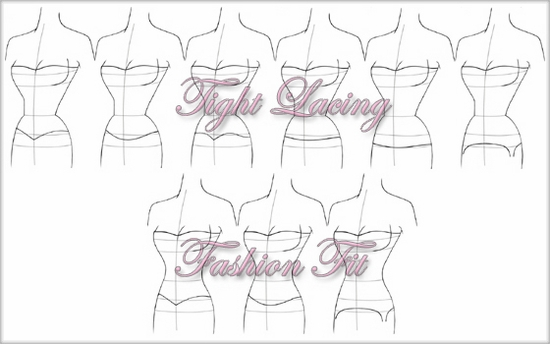 Classic Overbust Corsets