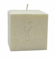 "3"" PALM WAX CANDLE : MOTHER DAUGHTER EMBRACE"