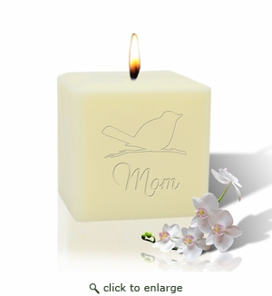 """3"""" SOY BLEND CANDLE : SONGBIRD FOR MOM"""